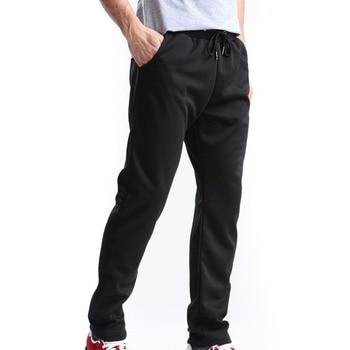 e990729bd2e Новый Для мужчин пот Штаны Джоггеры мужские Хип повседневные штаны трек  Штаны плюс Размеры одежда спортивные брюки осень модные дышащие