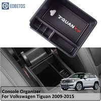 Accoudoir Gant Boîte De Rangement Pour Volkswagen V W Tiguan 2009 2010 2011 2012 2013 2014 2015 Tiguan Accessoires Console Organisateur