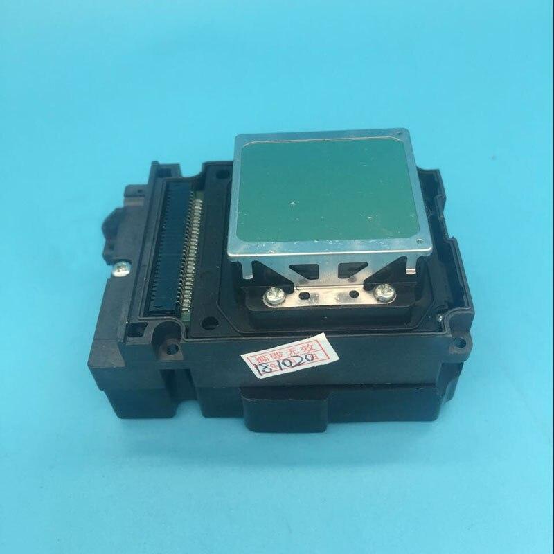Originale TX800 testina di stampa per Epson DX6 DX10 DX8 Eco solvente stampante UV plotter F192040 anti corrosivo olio ugello Sei colori testa