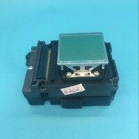 TX800 printhead for Epson DX10 DX8 Eco solvent printer UV plotter F192040 anti corrosive oil nozzle Six color original new 1pc