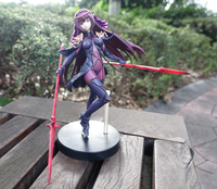 1/8 Japanese anime figure Fate FGO Scathach action figure collectible model toys for boys