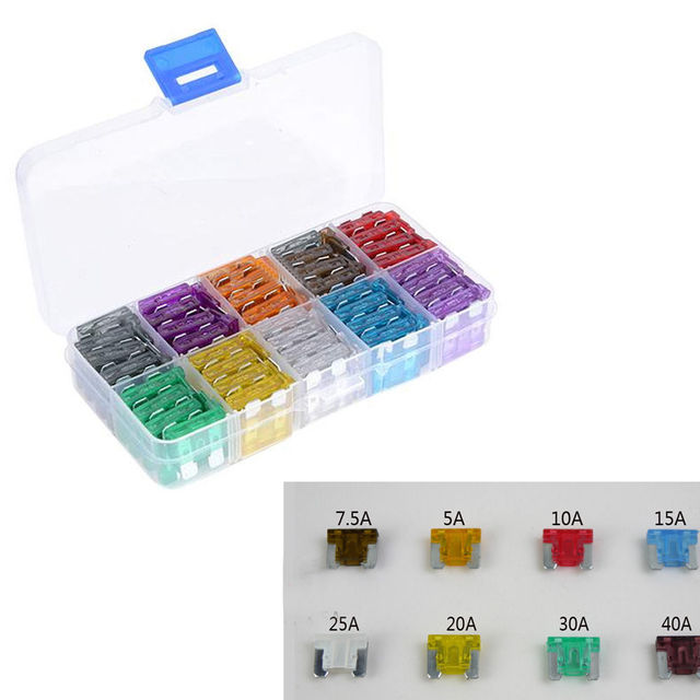 ee support lot100 assorted car auto mini low profile fuse box 5 DIY Tornado Box  Chocolate Fuse Box House Fuse Box DIY LED Light Bar Fuse Box