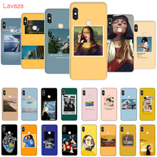 Lavaza Great art aesthetic van Gogh Mona Lisa Hard Cover for Huawei P30 Pro Lite Nova 3 3i Honor 8 9 10 7A Case