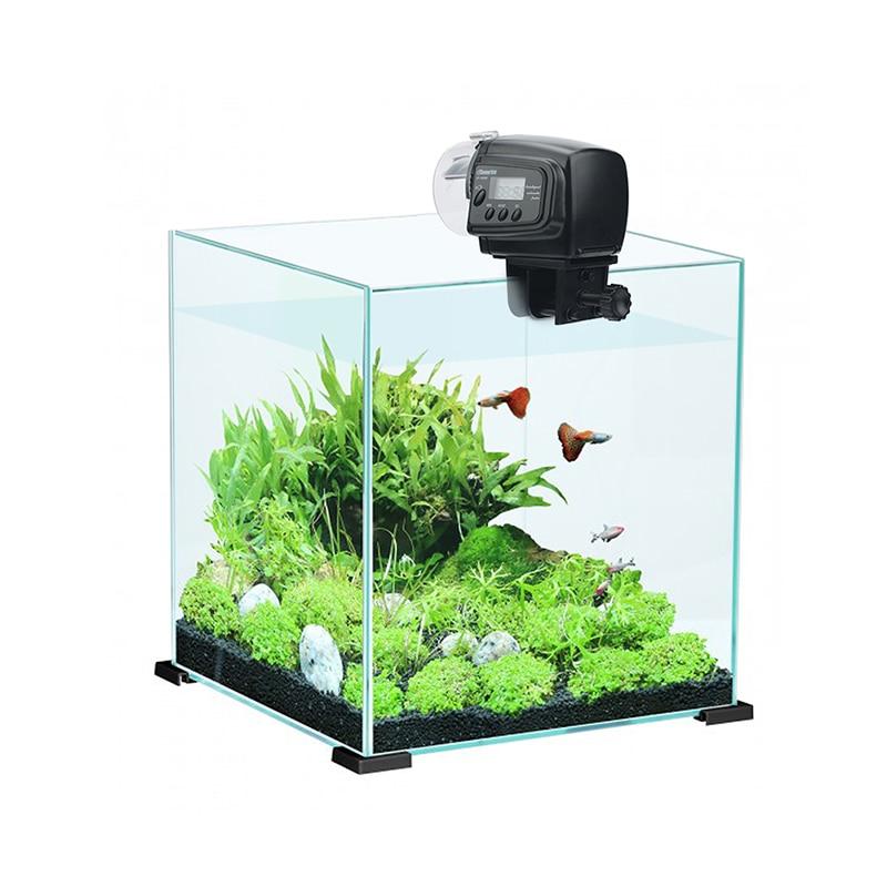 Automatic Fish Feeder for Aquarium Fish Tank Auto Feeder with Timer Pet Feeding Dispenser Fish Shrimp Betta Goldfish Food Feeder6