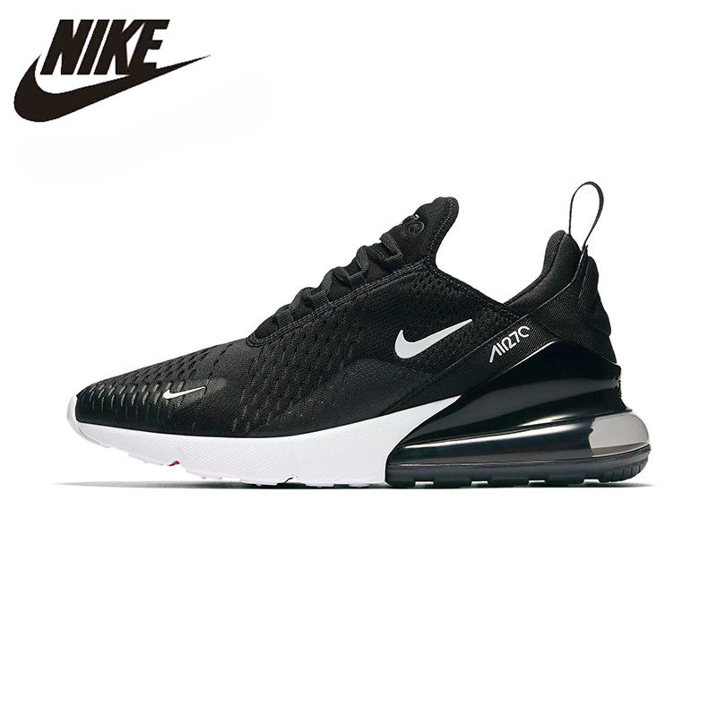 Original New Arrival Authentic Nike Air Max 270 180 Mens Running Shoes  Sport Outdoor Sneakers Comfortable Breathable Cushioning 30e88b015