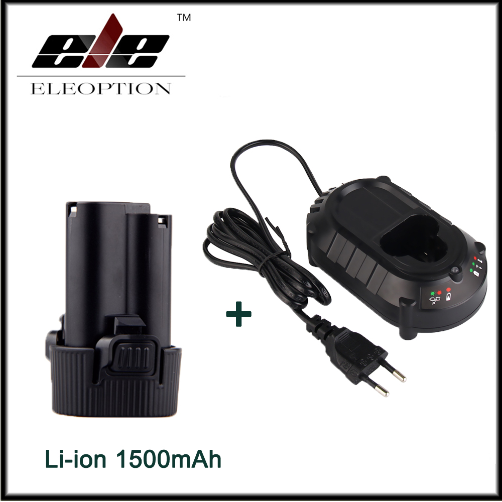 Li-ion Battery for Makita 10.8V BL1013 BL1014 TD090D TD090DW LCT203W 194550-6 194551-4 Electric Power Tool With DC10WA Charger original usb charging dock charger port flex cable for iphone 7 high quality headphone audio jack connector flex cable