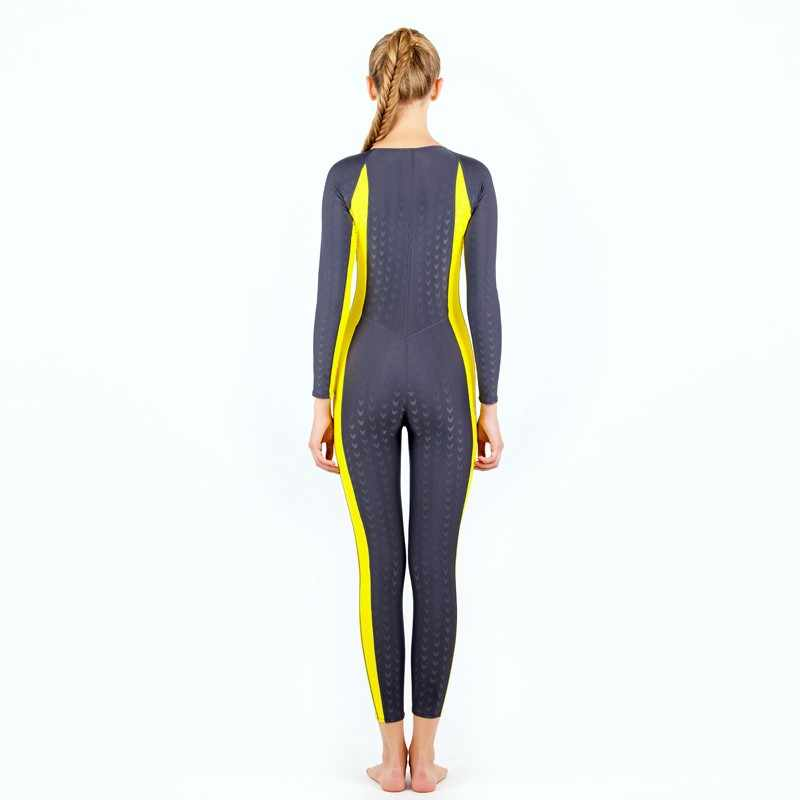 db66242920 ... HBXY swimwear women competition swimsuit female arena swimming suit  shark plus size racing swimsuits full body ...