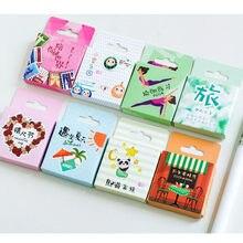 Mini autocollant séries «happy tea life» Scrapbooking, étiquette décorative, en papier, 1 lot = 1 paquet = 45 pièces, pour journal intime, nouveauté