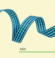 7 8 Inch 22mm tartan ribbons