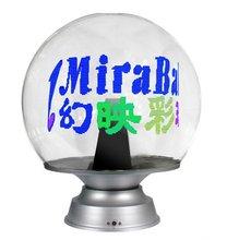 Раша 1000 мм 48 Пикселей RGB Полноцветный СВЕТОДИОДНЫЙ Miraball С Пультом Дистанционного Управления USB Диск, мира мяч для рекламы, Праздничные Подарки