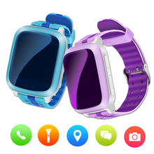 DS18 smart watches for childr GPS+WiFi+SOS Call Locator Tracker Anti lost Support SIM Card For Android IOS Phone Pk Q50 Bracelet