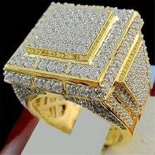 14k Gold Diamonds with Mens Rings, Square Anillos De Bizuteria Diamante Gemstone Jewelry Peridot 14K Bague Etoile Rings