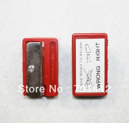 10pcs/lot billiard&snooker tips sharpeners