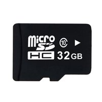 New 32GB TF Card Class 10 Ultra High Speed Flash Memory Card Black TF Cards Accessories Simple Style