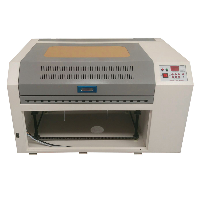 Free Shipping 600 * 400mm CO2 Laser Cutting Machine 4060 Laser Engraving Suitable For Plywood / Acrylic / Wood / Leather