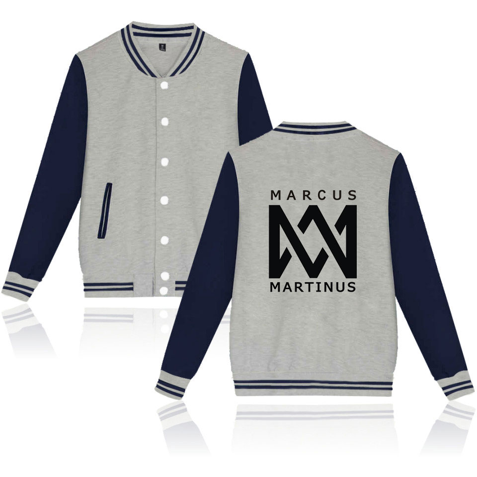 Act Marcus And Martinus Sweatshirt Men Women Crewneck Sweatshirts Long Sleeve Pullover Hoodie Tops Harajuku Street Wear
