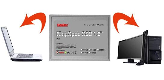 1.8 inch ZIF SSD -11