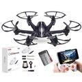 2015 nueva MJX X800 RC Hexacopter 6 Axis canales Drone con la cámara HD FPV para la opción Sensor G helicóptero eléctrico