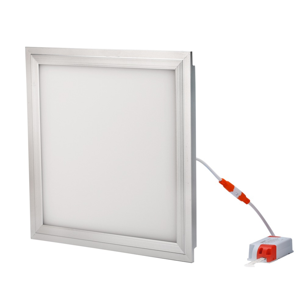 LED panel <font><b>light</b></font> square 300x300mm 12W high bright led indoor ceiling lamp <font><b>Light</b></font> Round Ultra thin LED downlight +led driver