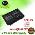 Al por mayor nueva 6 celdas de batería del ordenador portátil para asus f52 f82 k40 k40lj k40ln a32-f82 a32-f52 l0690l6 k7010-a1 p50 p81 envío gratis
