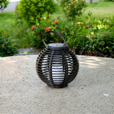 a energia solar levou lanterna da vela