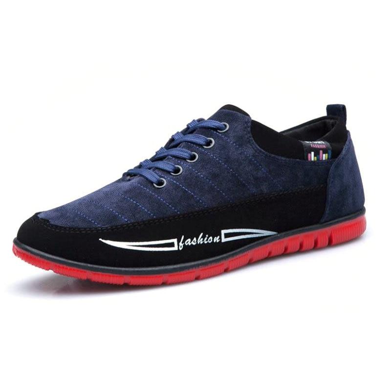 Nuevos zapatos casuales de lona de los hombres de alta calidad de CPI - Zapatos de hombre - foto 4