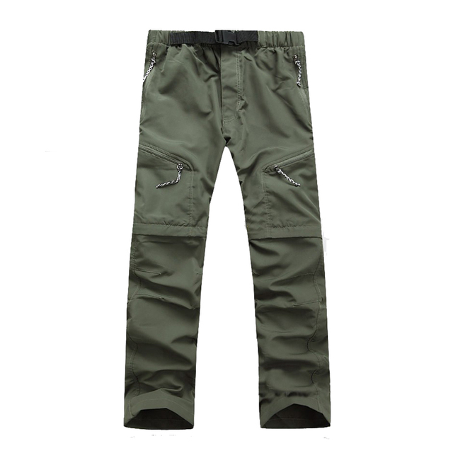 NaranjaSabor 2017 Summer Men's Pants Men Trousers Quick Dry Spring Thin Sweatpants Waterproof Army Pants For Mens Brand Clothing