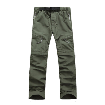 NaranjaSabor 2018 Summer Men's Pants Men Trousers Quick Dry Spring Thin Sweatpants Waterproof Army Pants For Mens Brand Clothing Casual Pants