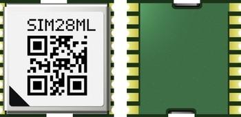JINYUSHI FOR 50pcs/lot SIMCOM SIM28ML GPS MTK  Module 100% New original Genuine channel GPS receiver Free Shipping  Stock