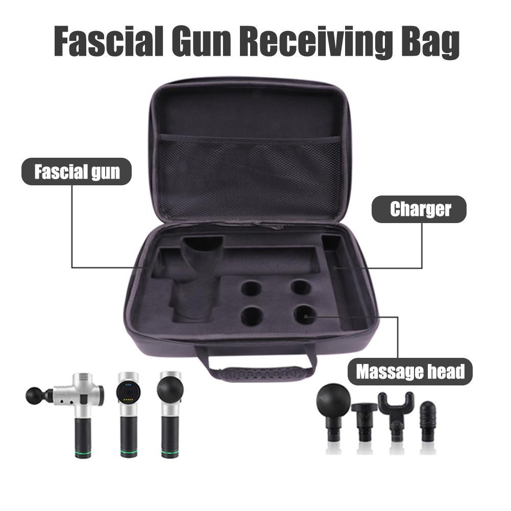 32x22x10cm Storage Bag Portable Carry Case Hyperice Hypervolt Waterproof Scratch Proof Anti Shock Accessories
