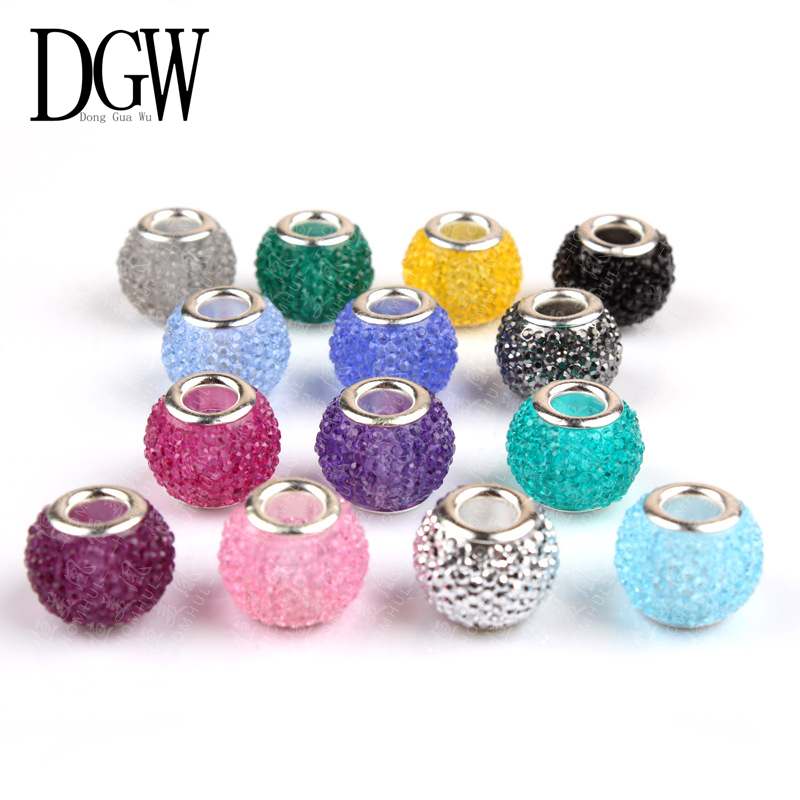 pandora charm beads