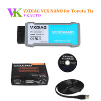 VXDIAG VCX NANO for TIS Techstream V10.30.029 Compatible with SAE J2534