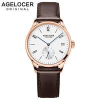 2019 moda relógio meninas mulheres relógios preto vermelho pulseira de couro genuíno pulseira mecânica relógios de pulso safira reloj de mujer|mujer|mujer 2016|mujer reloj -