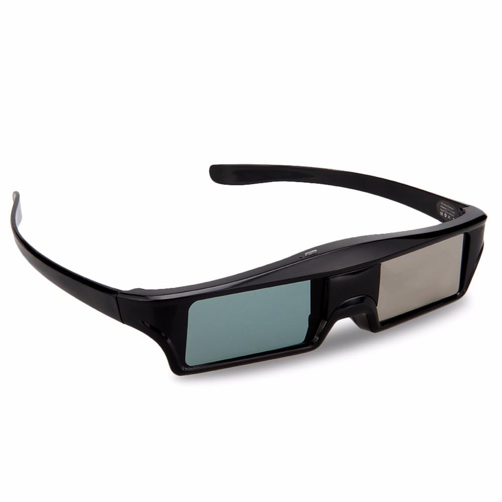 Bluetooth RF 3D Active Shutter Glasses for Sony Samsung Panasonic EPSON 3D TVs TDG-BT500A TDG-BT400A 55X8500B