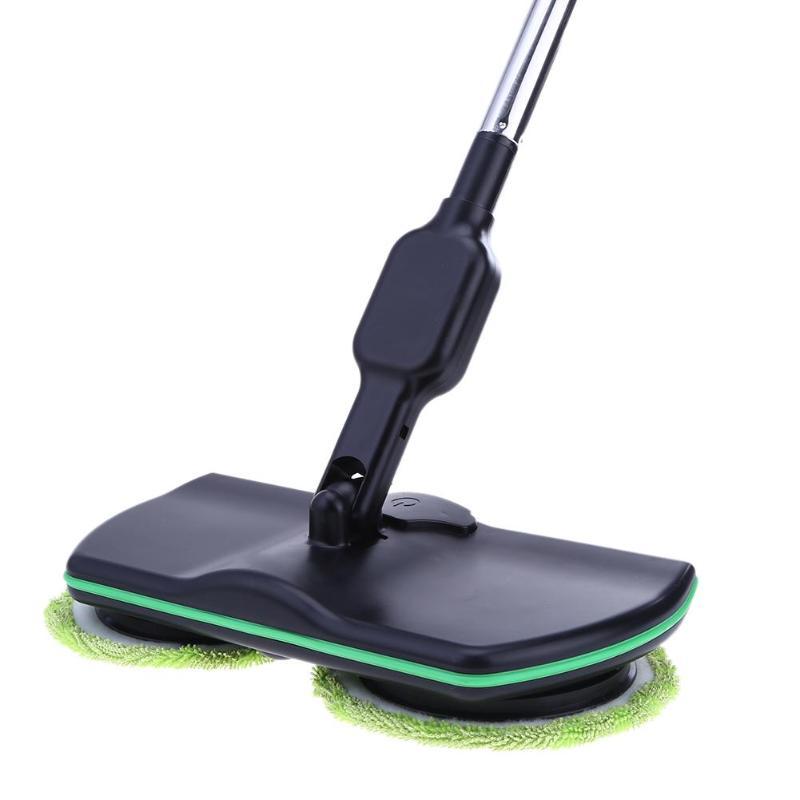 Электрический Беспроводной Sweeper ручной push-подметальная веник 360 градусов вращения Гибкая очиститель длинной ручкой поставки горячей