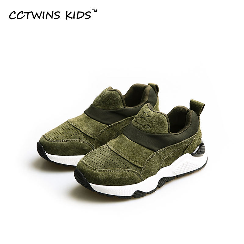 CCTWINS KIDS 2017 Spring Autumn Gray Boy Children Trainer Toddler Brand Casual Shoe Baby Girl Fashion