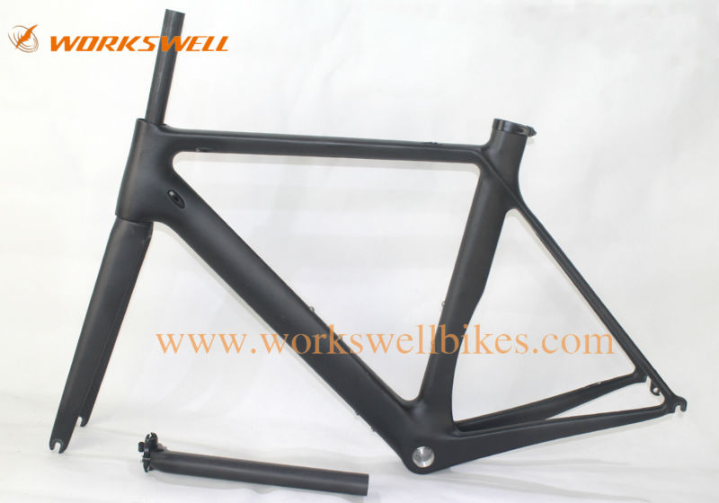 road bicycle glossy/matte t1000 carbon bike frame - Shenzhen Workswellbikes Sports Co., Limited store