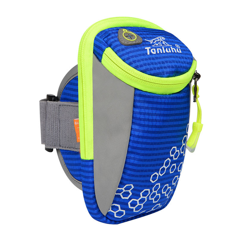 Sport Running Arm Bag Wrist Pouch Exercise Fitness Jogging Gym YOGA bag Adjustable Waterproof Phone Arm Bag for man woman WX001