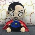 Высокое качество 20 см Mavel Superhero DC/Доктор Стрэндж Плюшевые Куклы Мягкие Игрушки Хлопка Кукла игрушка Для дети подарок