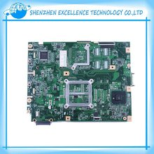 for ASUS K52JR Motherboard Laptop 4 pcs Video Graphics Memory Cards Mainboard rev 2.3A 100% Tested & work well