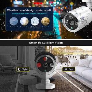 Image 3 - 2MP 1080P CCTV System 8ch HD Wireless NVR kit 3TB HDD Outdoor IR Nachtsicht IP Wifi Kamera sicherheit System Überwachung Hiseeu