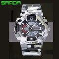 BINKADA Lujo Marca Hombres Deportes Relojes Digitales G Reloj Impermeable Masculino Al Aire Libre Casual Reloj Relogio masculino