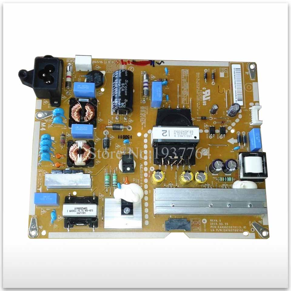 все цены на good working for new 49LF5400-CA EAX66230701 LGP49B(I)-15CH1 Power Supply Board онлайн