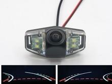 Trajectory Tracks 1080P Fisheye Lens Car Parking Rear view Camera for Honda Accord 2005 2006 2007 2008 2009 2010