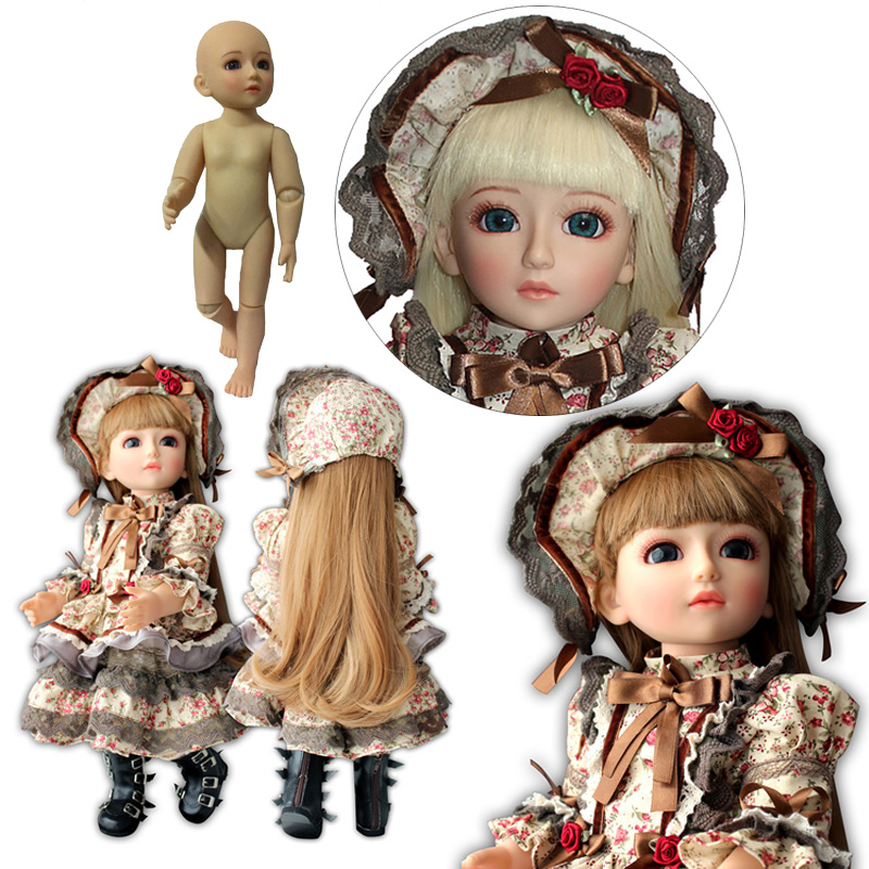 Without Bangs 4 Colors For Eyes Suitable For Diy Dolls Factory Blyth Doll Nude Doll Purple Long Straight Hair With