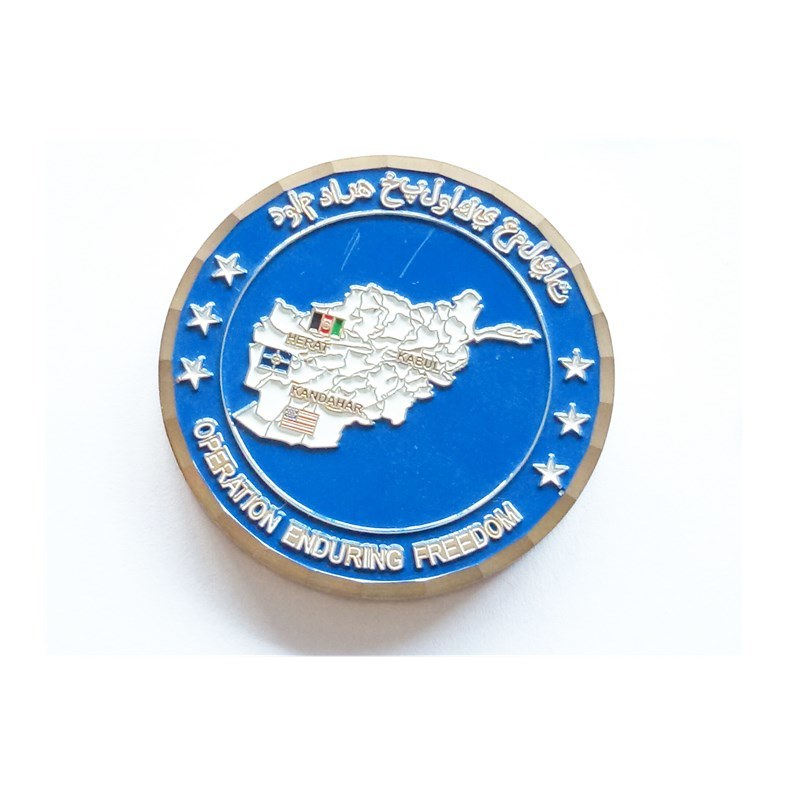 Atacado e varejo náutico militar moeda baking pintura gravura liga do zinco moedas