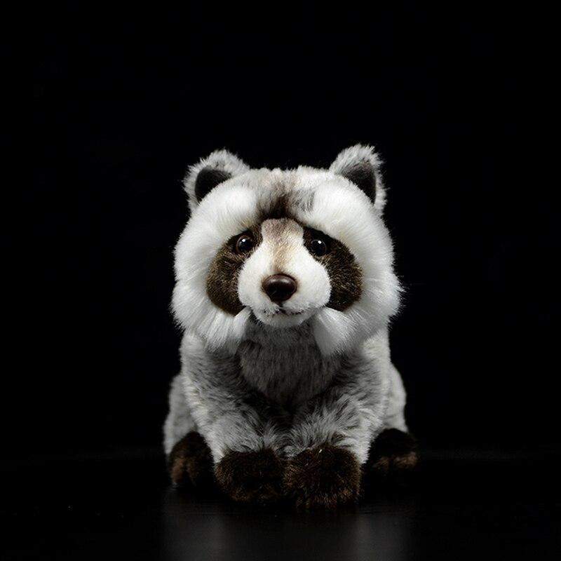 Simulação panda vermelho ailurus fulgens menor panda
