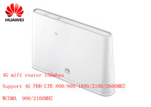 unlocked HUAWEI 4g mifi router 150mbps b310 B310S-22 4G LTE CPE WIFI car ROUTER pk b593s b880 b890 e5172 b310s