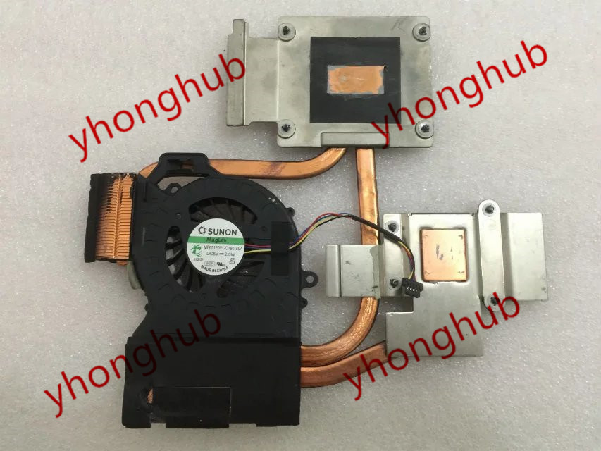 SUNON MF60120V1-C180-S9A dv6-6000 DC 5V 2.0W Server Laptop Fan sunon mf75120v1 c180 g99 server cooling fan dc 5v 2 50w 3 wire