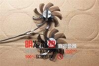 Freies Delivery.9510 grafikkarte fan 12 V 0.30A PLD10010S12H lochabstand 4 cm durchmesser 9,5 cm